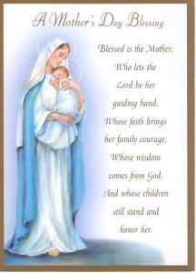 Mothers Day Blessing