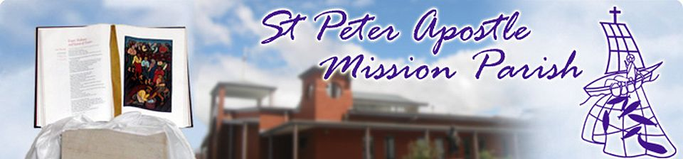 St Peter Apostle Mission Parish